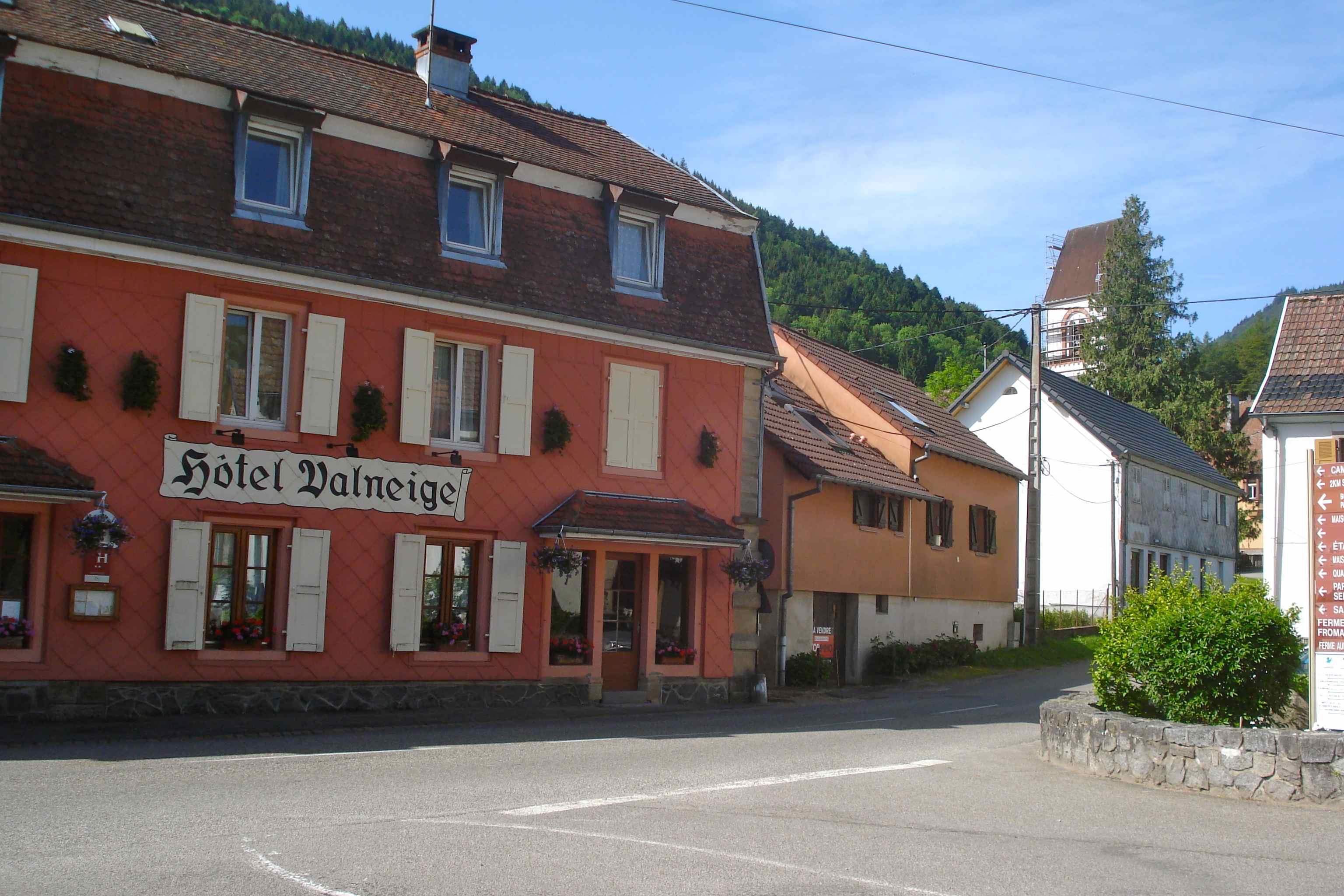 hotel Valneige, Mittlach