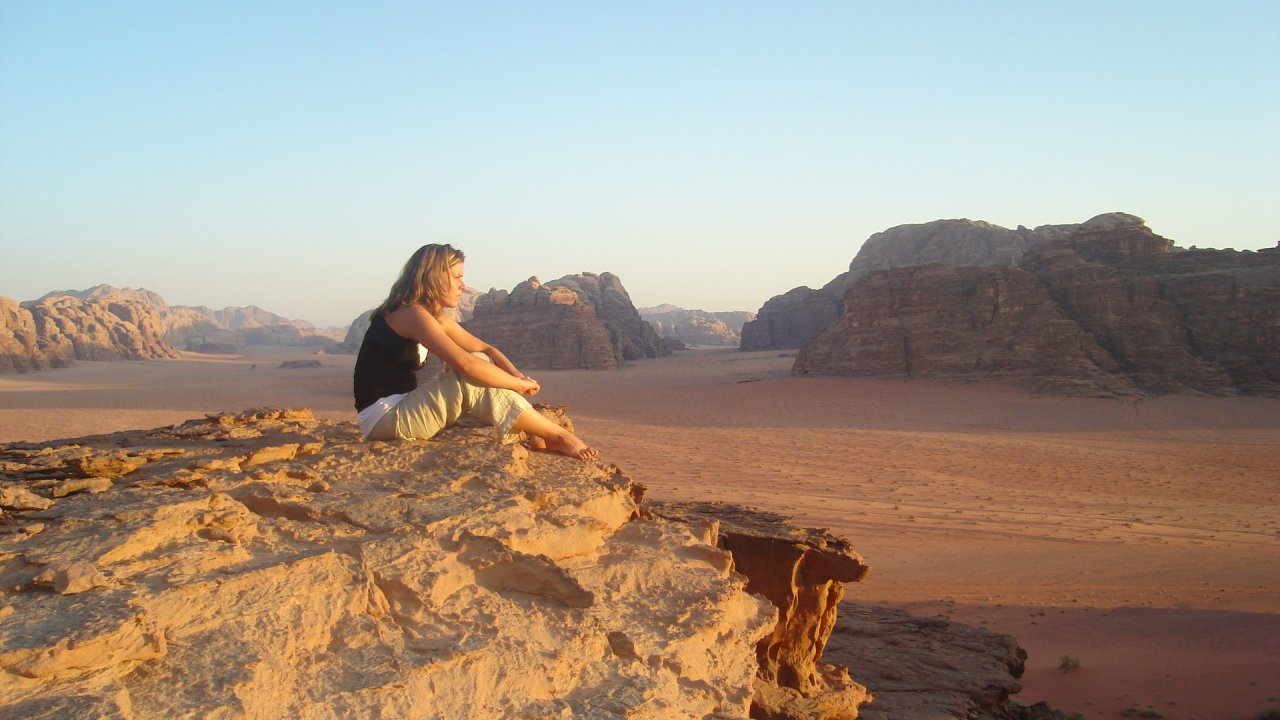 jordanië traveldeal wadi rum