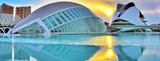 Valencia: stedenreis 3 dagen voor € 175 !