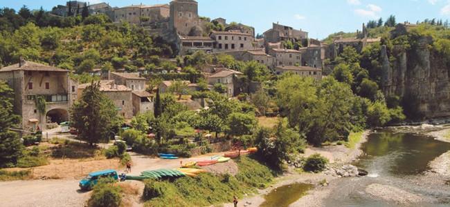 Meivakantie Ardèche: €189 voor het hele gezin!