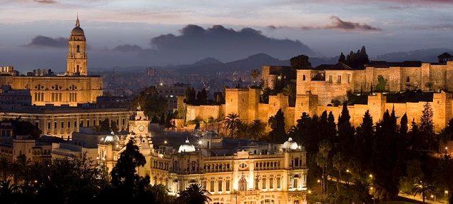 Malaga: lang weekend voor €162!