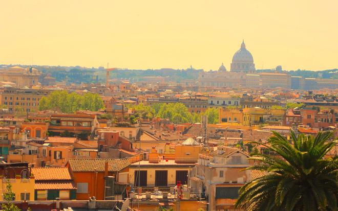rome traveldeal