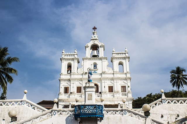 goa church architecture
