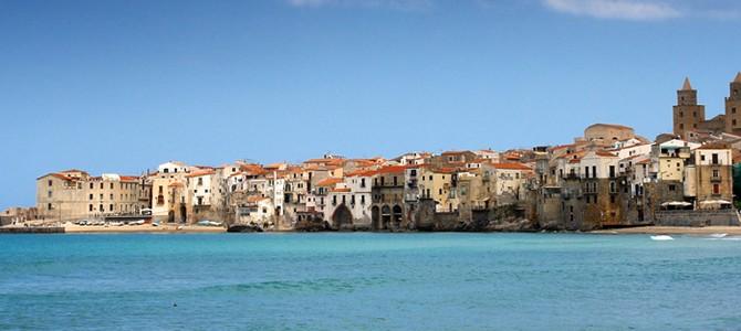 Sicilië – ticket & albergo 8 dagen: € 150 !