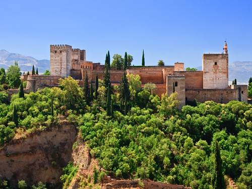 andalusie traveldeal