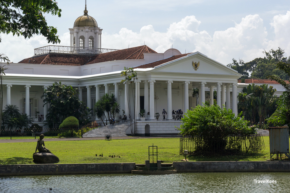 governor's palace, bogor