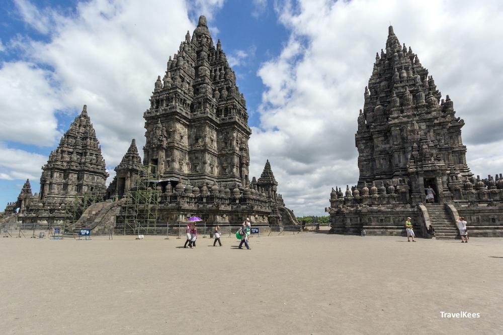 prambanan temple, java, rondreis indonesië