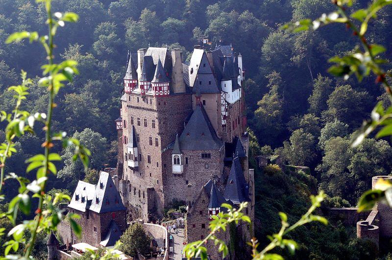 burg eltz, castle