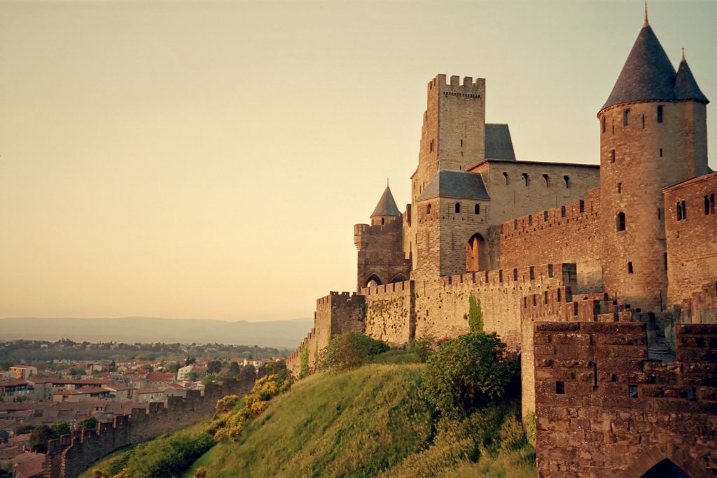 Carcassonne, Languedoc