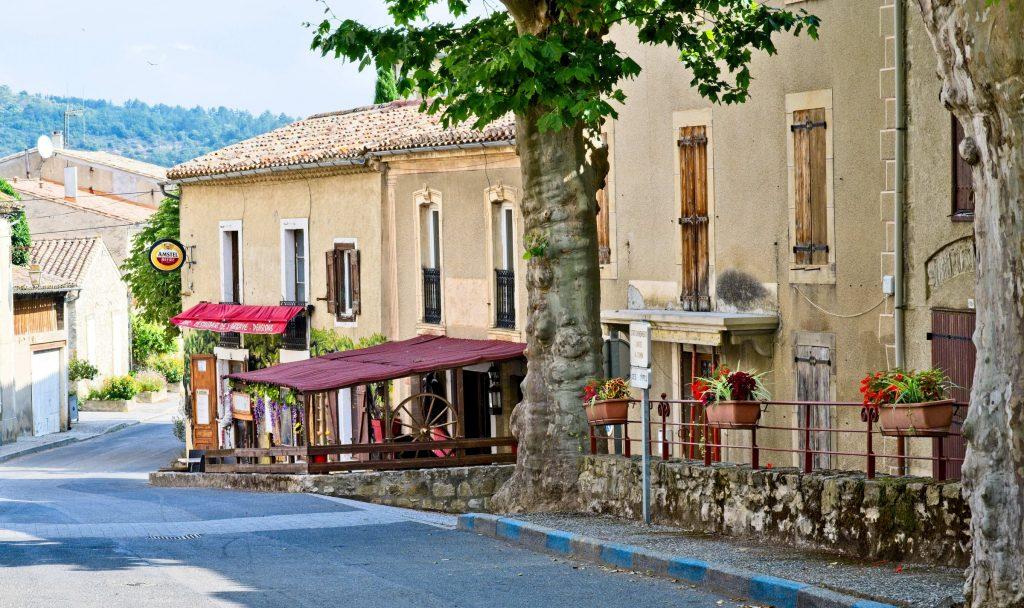 restaurant, languedoc