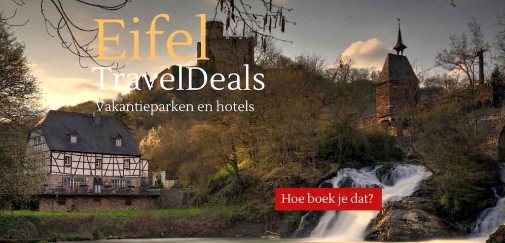 hotels en vakantieparken in de eifel