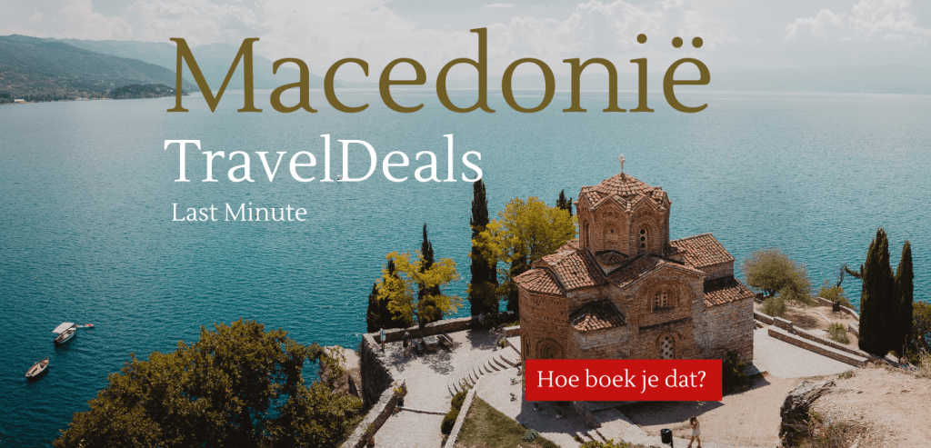 macedonië travel deal