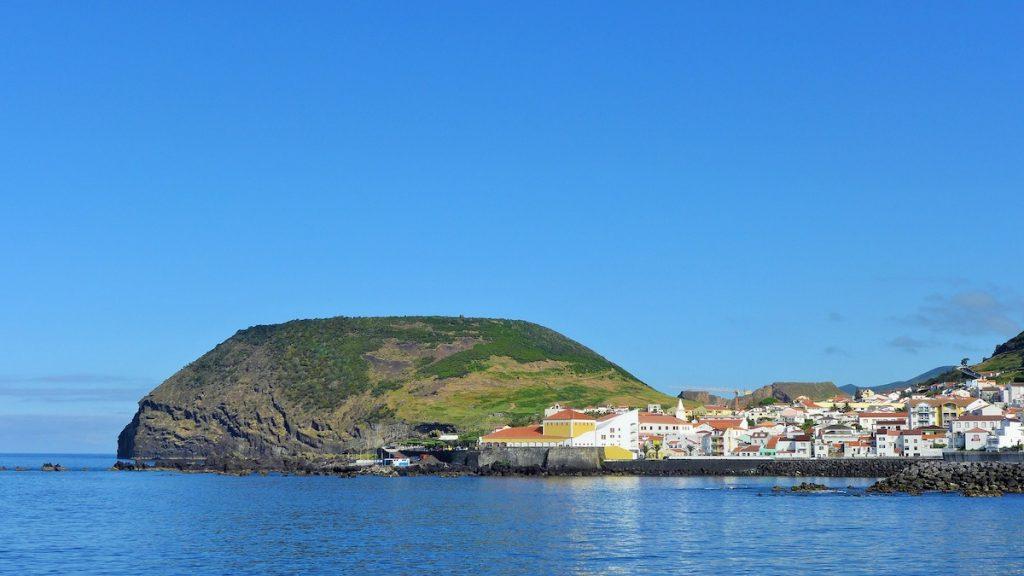 eilandhoppen azoren