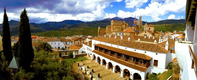 paradores in spanje traveldeal
