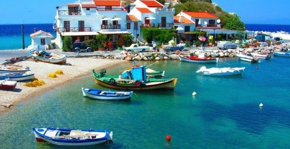 Samos all inclusive: 8 dagen €424!