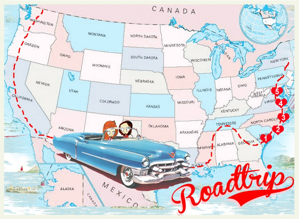 amerika fly & drive traveldeal