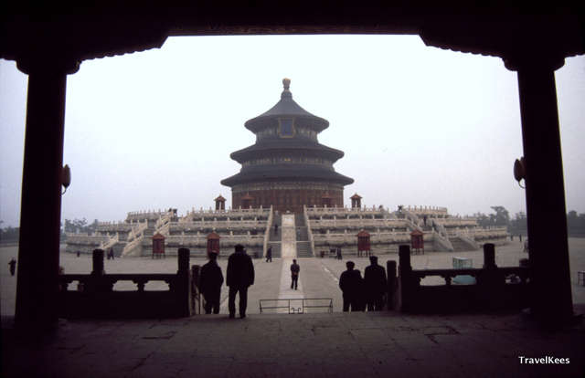 beijing, tempel van de hemel, tiantan park