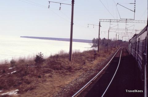 transsiberië express, baikalmeer, Transsiberië Express langs het Baikalmeer en Irkoetsk