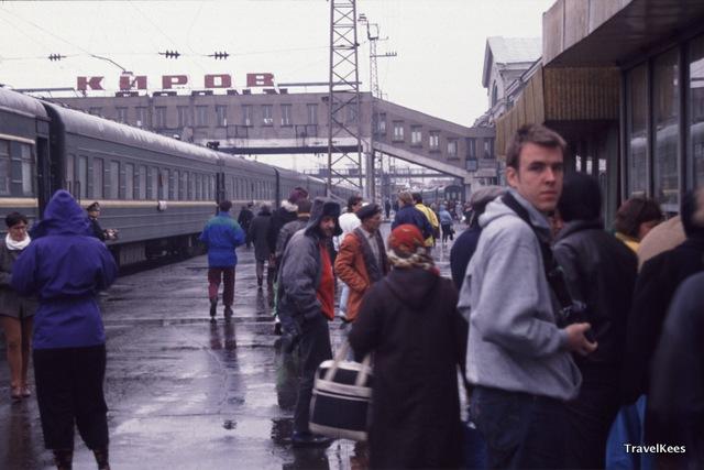transsiberië express Kirov