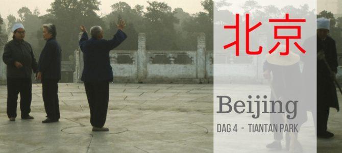 Beijing: een magische ochtend in Tiantan Park