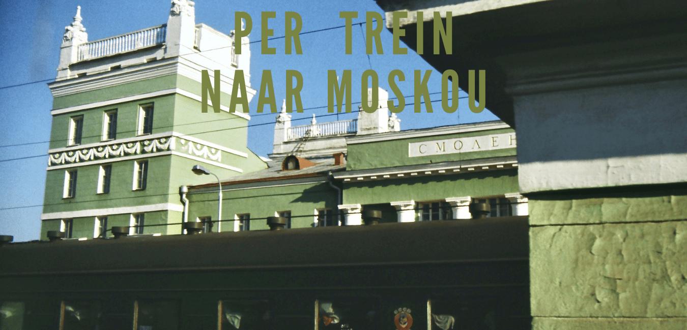 trein naar moskou, travelkees