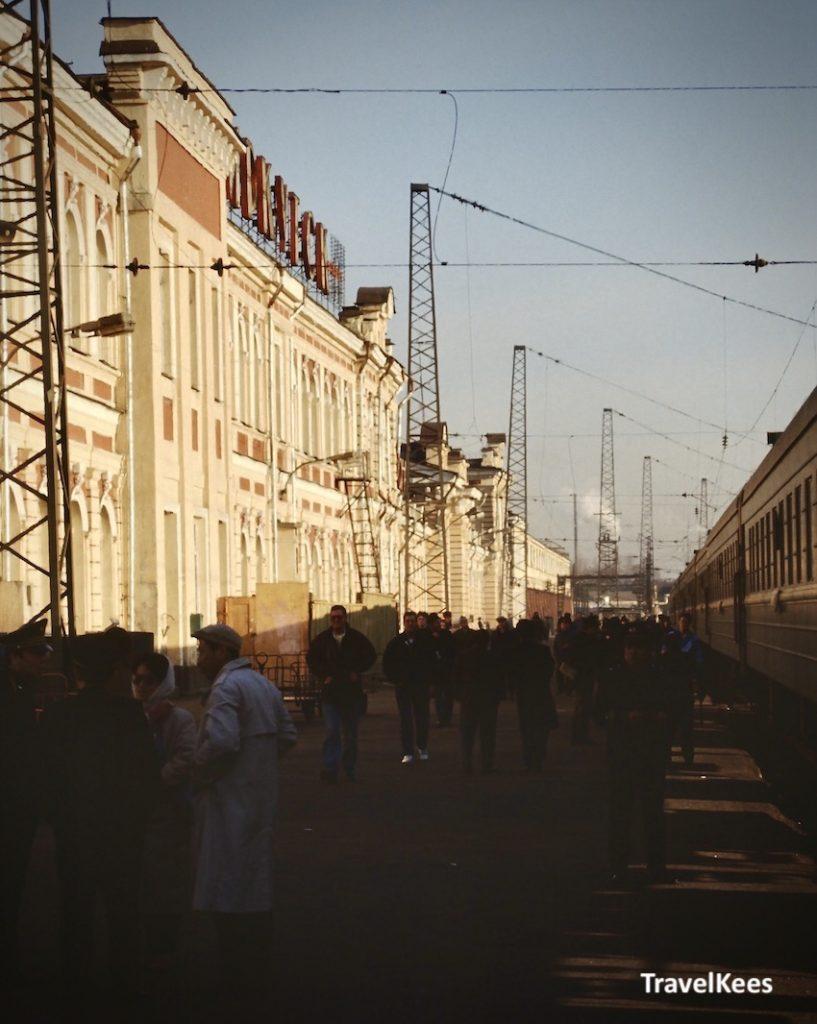 station van Irkoetsk