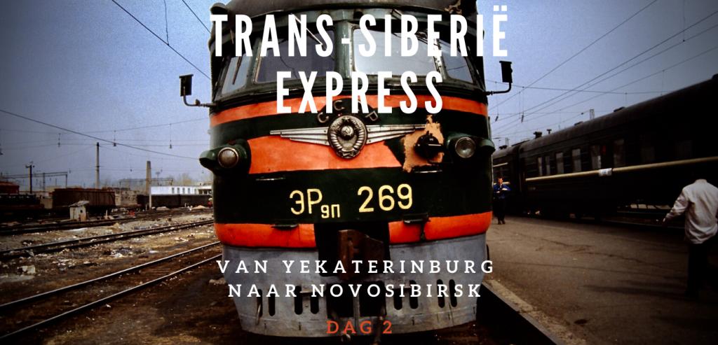 locomotief, transsiberië express