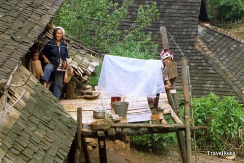 Xishuangbanna, Dai dorp