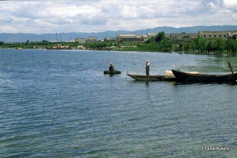 Dali, Erhai-meer
