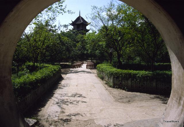 Chengdu Du Fu's Cottage