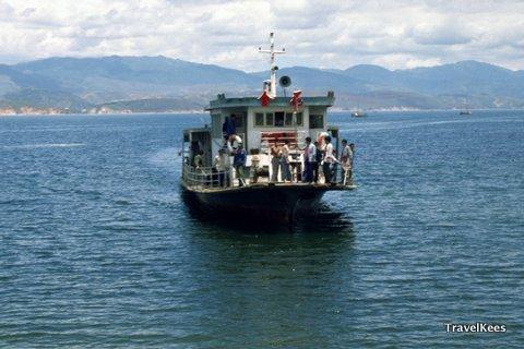 Dali, ferry