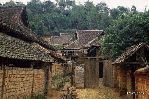 Damenglong, Xishuangbanna, China