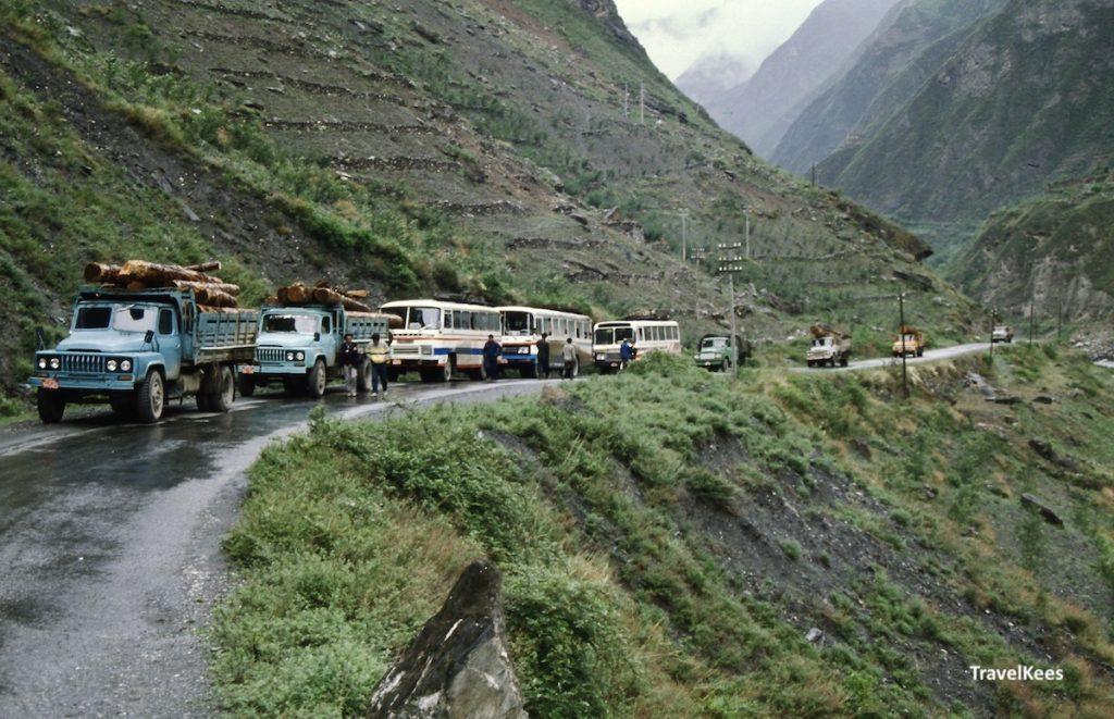 busreis van jiuzhaigou naar chengdu