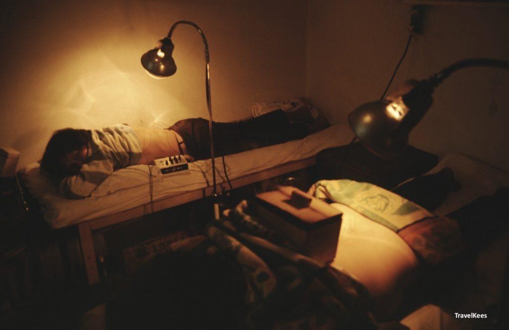 acupunctuur in chinees ziekenhuis