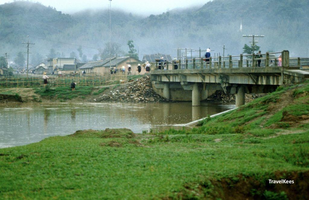 brug bij Menghun