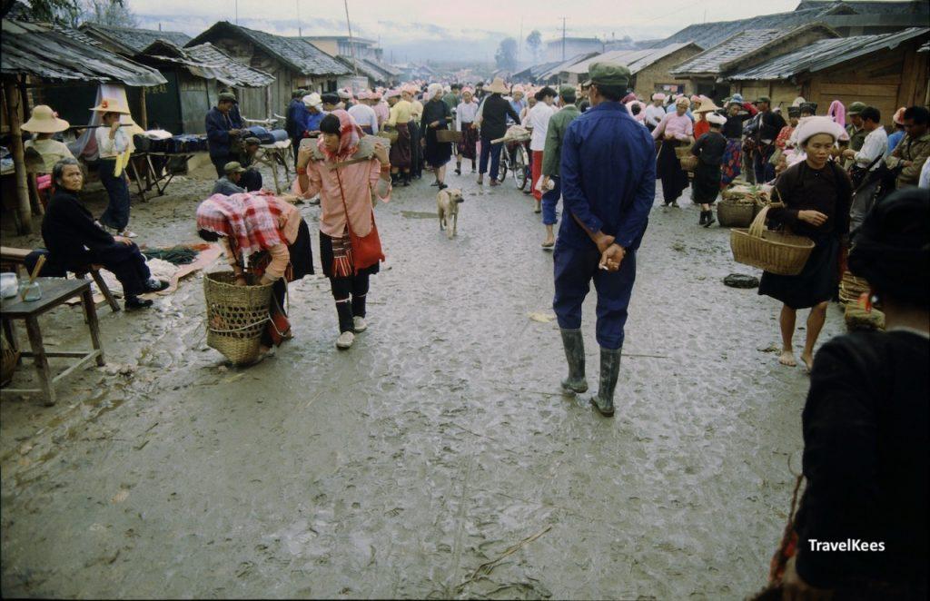 markt van Menghun