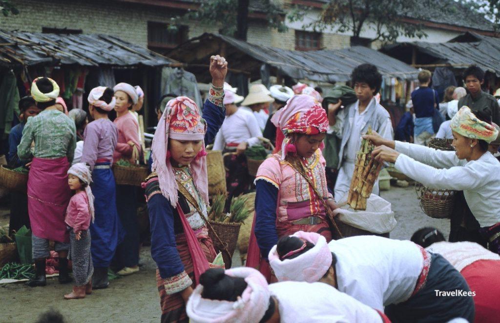 merkt van menghun, xishuangbanna