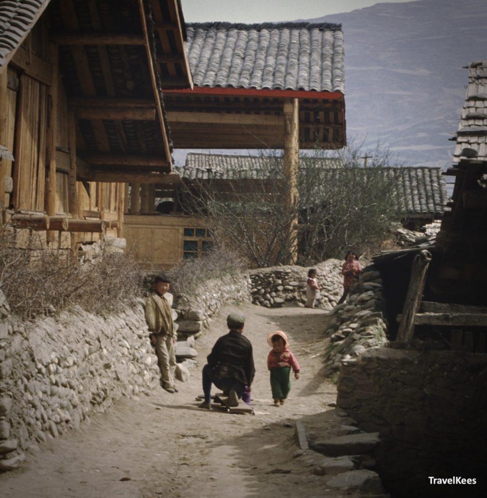 songpan dorpsleven