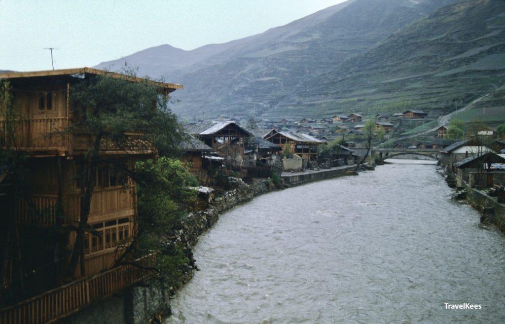 min rivier, songpan