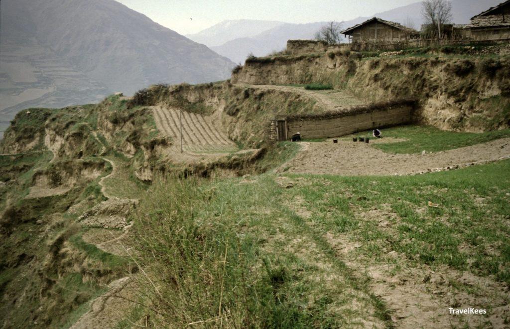 terraslandbouw in songpan