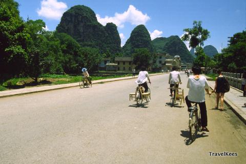 Yanghsuo fietsen