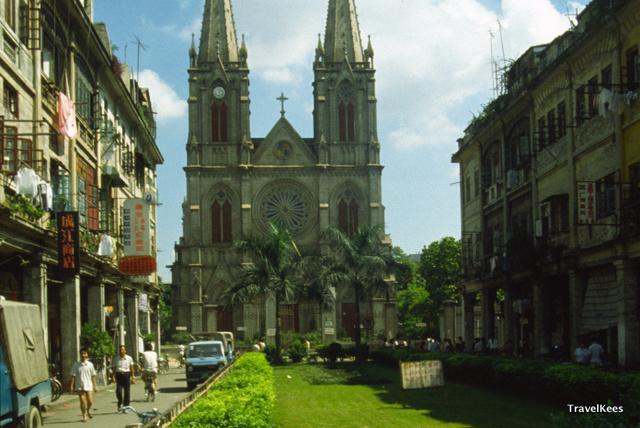 guangzhou kathedraal