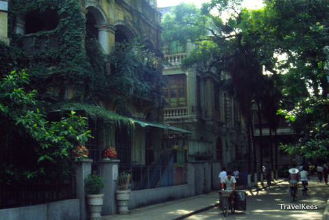Guangzhou, Shamian eiland