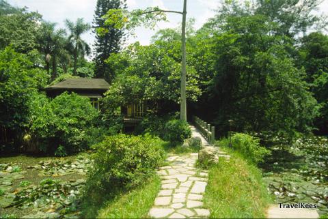 guangzhou, orchid garden