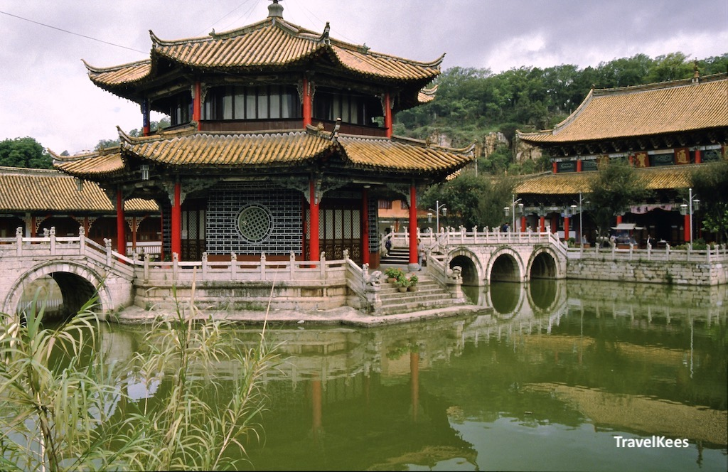 yuantong hall