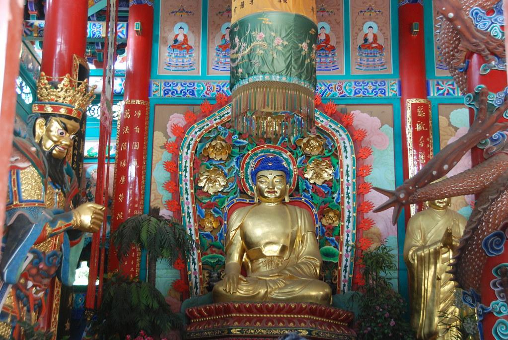 boeddhabeeld, Kunming