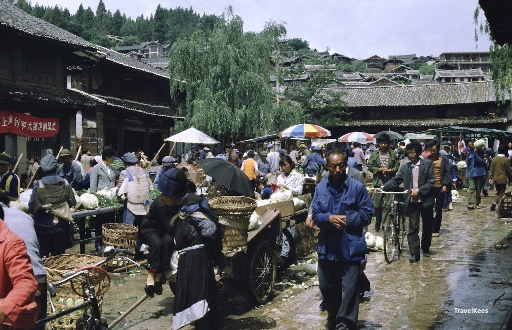 markt van Lijiang