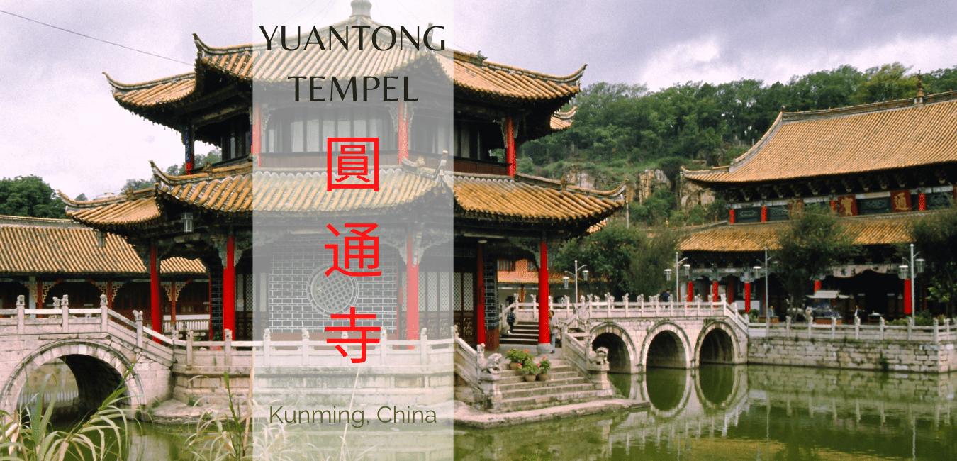 yuantong tempel kunming