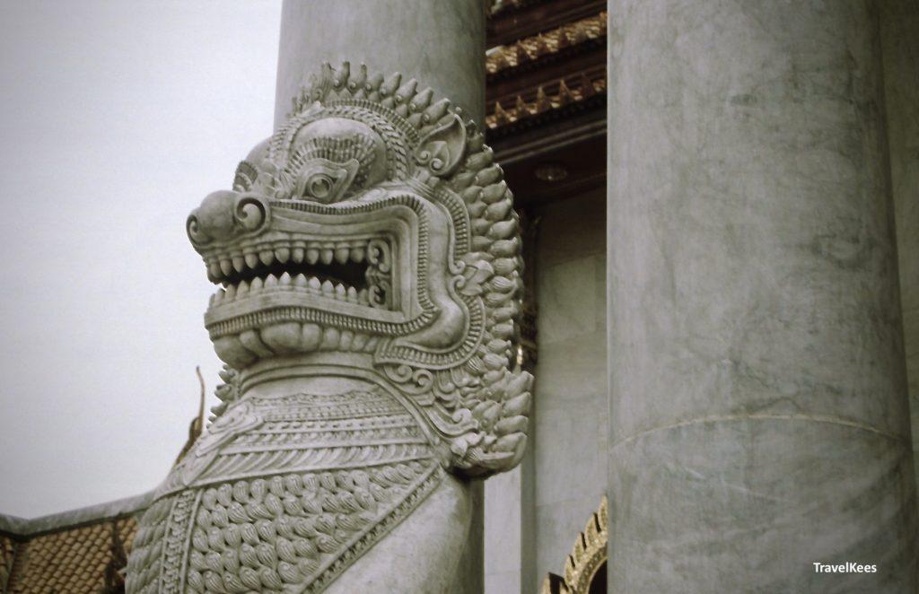 tempels in bangkok