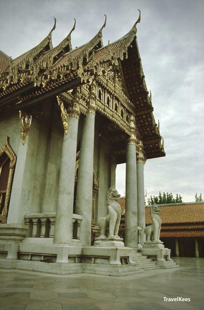 Wat Benchamabophit, tempels in bangkok